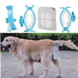 Portable Dog Tail Poop Holder
