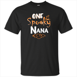 One Spooky Nana Halloween T-Shirt