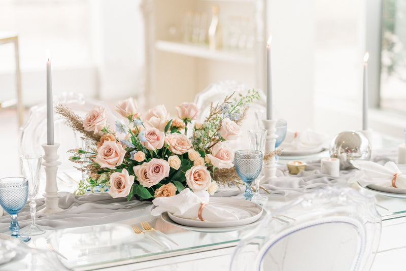 Luscious, Luxe, Romantic (Styled Shoot)