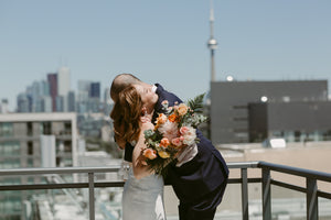 Maddison & Mike @ The Drake Hotel