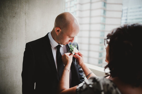 Wedding at The Loft, Distillery District (Avangard Photography)