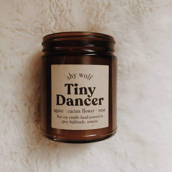 Tiny Dancer - Rock & Roll Soy Candle