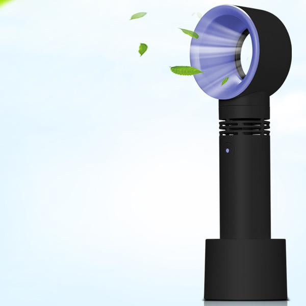 Whirlwind Cool Blade-Less Portable Mini Fan