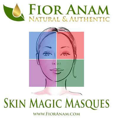 """Skin Magic"" Masques"