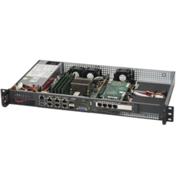 Supermicro System SYS-5018D-FN8T D-1518 FCBGA 1667 DDR4 PCI Express 20