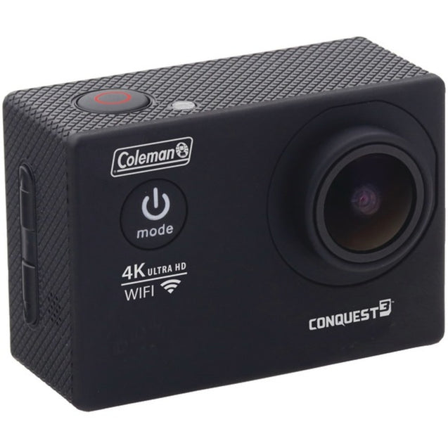 Coleman(R) CX14WP 16.0-Megapixel Conquest3 4K Ultra HD Wi-Fi(R) Waterp
