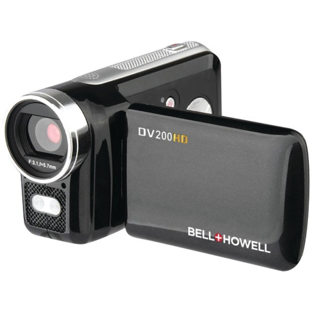 Bell+Howell(R) DV200HD 5.0-Megapixel DV200HD 720p HD Digital Video Cam