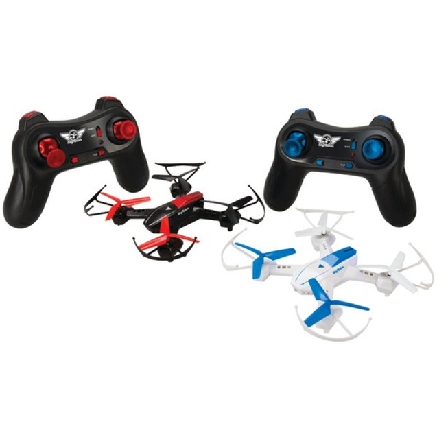 SkyRider(TM) DR1717B Battle Drones, 2 pk