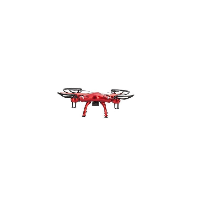 Carrera RC Quadcopter Drone Video Next Red 370503006