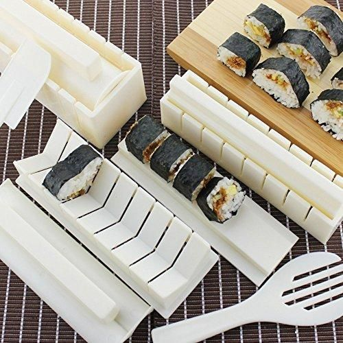 5 in 1 Sushi Maker 11 pc Set