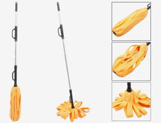 Easy Chamois Twist Smart Mop w/ Extra Head-Household-Cyberbrands.com