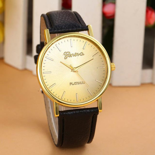 Watch Ladies Female Clock Quartz-watch
