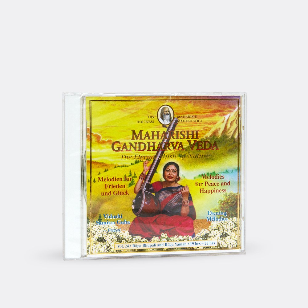Gandharva Veda - Melody for Peace & Happiness, vocal