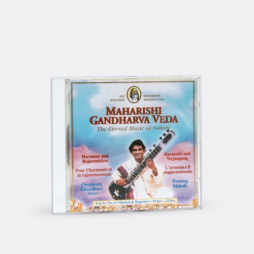 Gandharva Veda - Melody for Emotional Strength