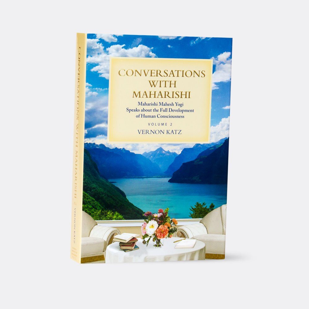 Conversations with Maharishi - Volume II