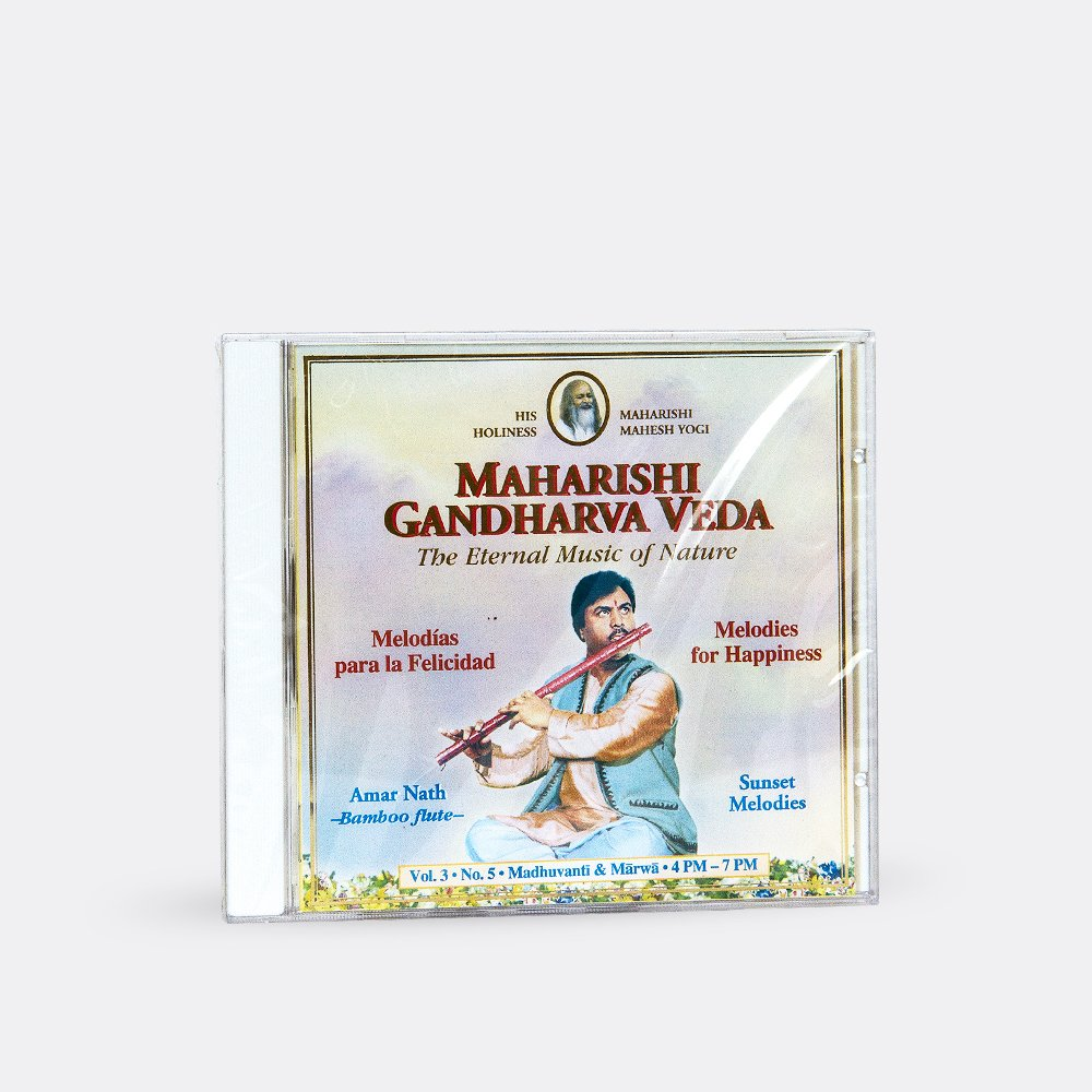 Gandharva Veda - Melody for Happiness