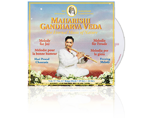 Gandharva Veda - Evening Melody for Joy, flöjt