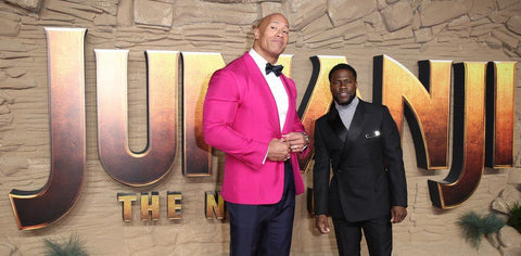 Kevin Hart is short but stylish