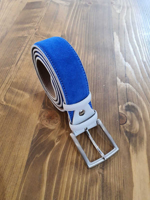 SUEDE SAX BELT - Hollo Men