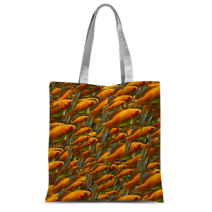 Your Face Custom Tote Bag