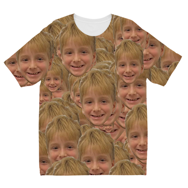 1824480044 - 4 Sublimation Kids T-Shirt