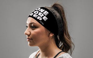 One More Rep Headband