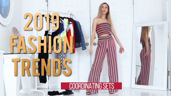 HOW TO STYLE 2019 FASHION TRENDS | Spring Outfits Ideas