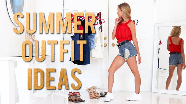 Casual Summer Outfit Ideas Lookbook