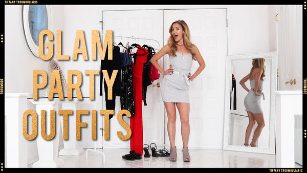 PARTY OUTFITS IDEAS | Glam SPRING Lookbook