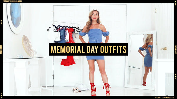 MEMORIAL DAY PARTY OUTFIT IDEAS | Forever 21 Try-On Lookbook