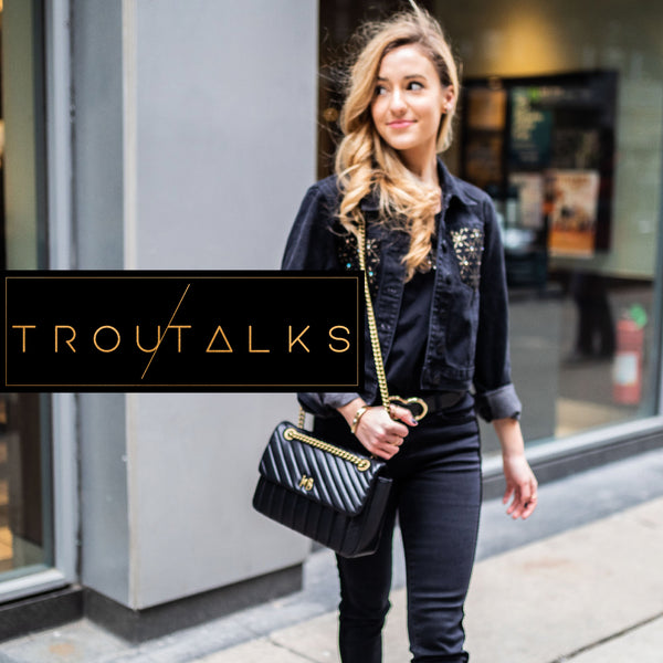 TrouTalks Episode #1: Welcome Harris!