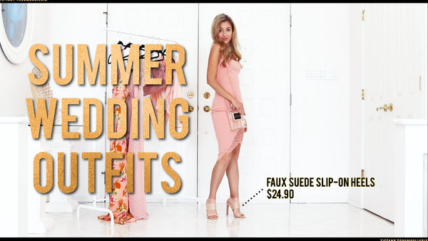 SUMMER WEDDING OUTFIT IDEAS | FOREVER 21 HAUL