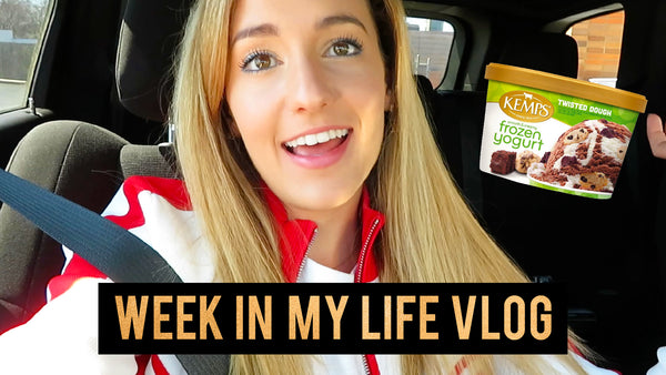 happiness is the same price as THIS ice cream | WEEK IN MY LIFE VLOG