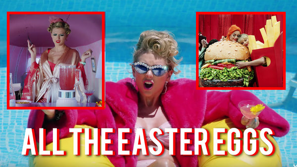 Decoding Taylor Swift's YOU NEED TO CALM DOWN Music Video | ALL THE EASTER EGGS YOU MISSED!