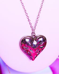 CAROLINE HEART NECKLACE