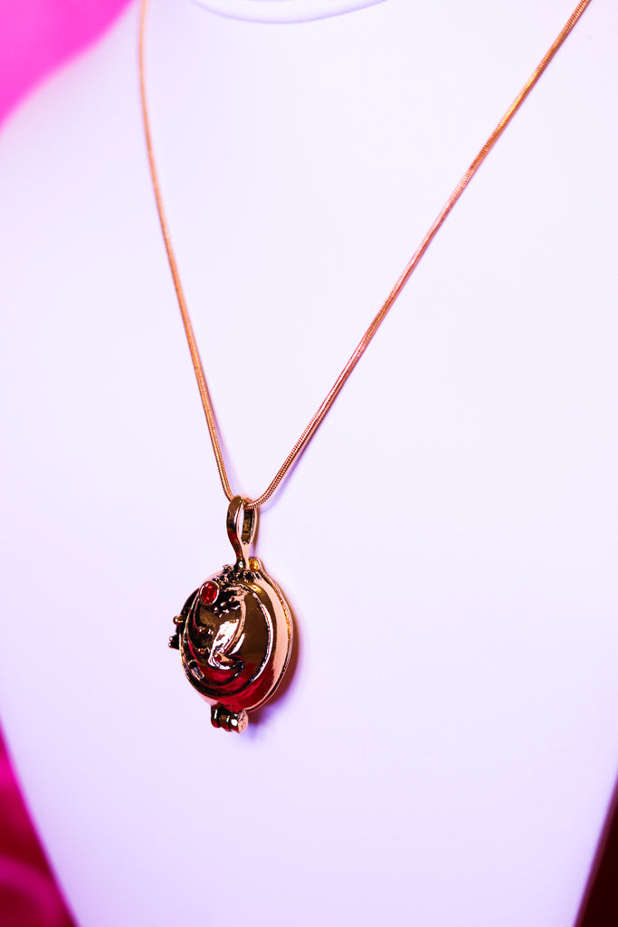 ELENA NECKLACE - GOLD