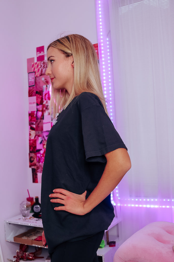 HELLO, BROTHER OVERSIZED TEE - Idol Style - affordable boutique