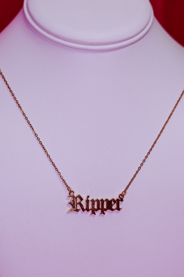 RIPPER NECKLACE