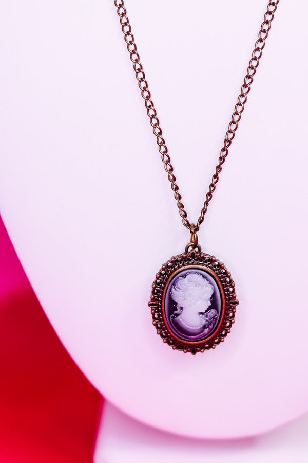 1864 TIMEPIECE NECKLACE