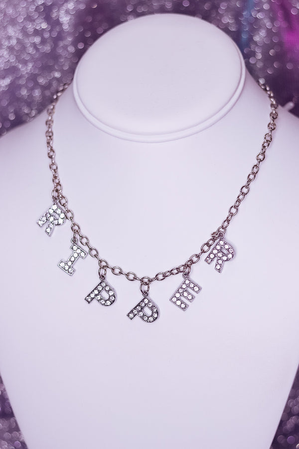 RIPPER BLING CHOKER
