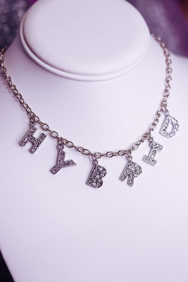 HYBRID BLING CHOKER - Idol Style - affordable boutique