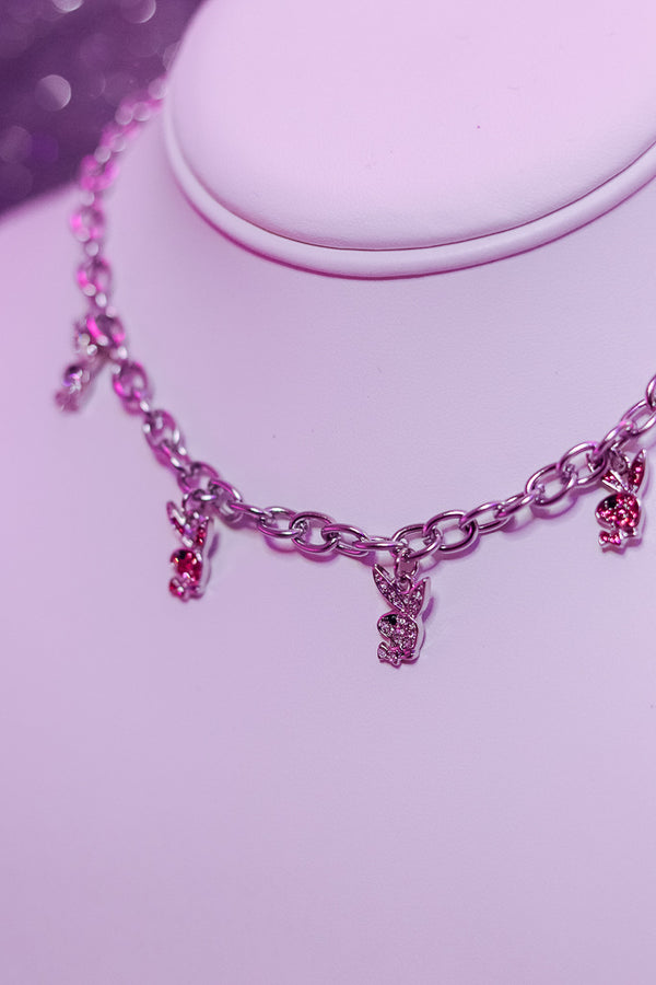 BLING BUNNY CHOKER - Idol Style - affordable boutique