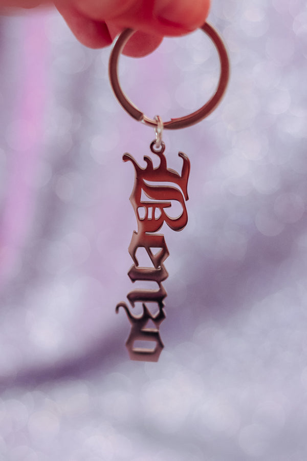 SHIP KEYCHAIN - BENZO - Idol Style - affordable boutique