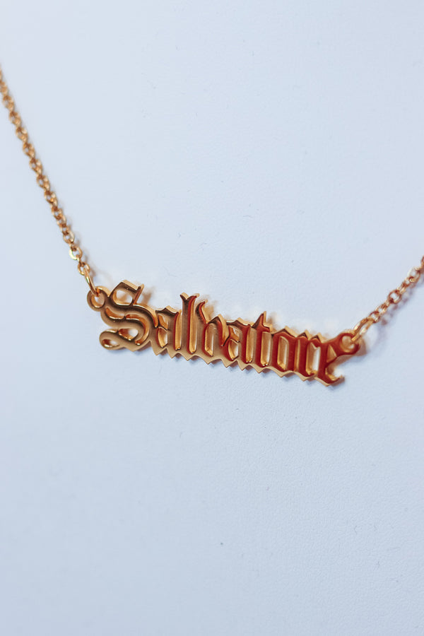 SALVATORE NECKLACE - Idol Style - affordable boutique