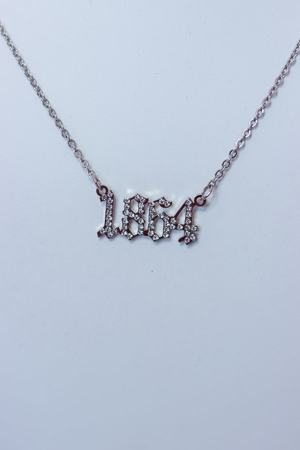 1864 BLING NECKLACE - Idol Style - affordable boutique