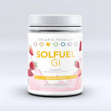 SOLFUEL® GI - Strawberry Flavor