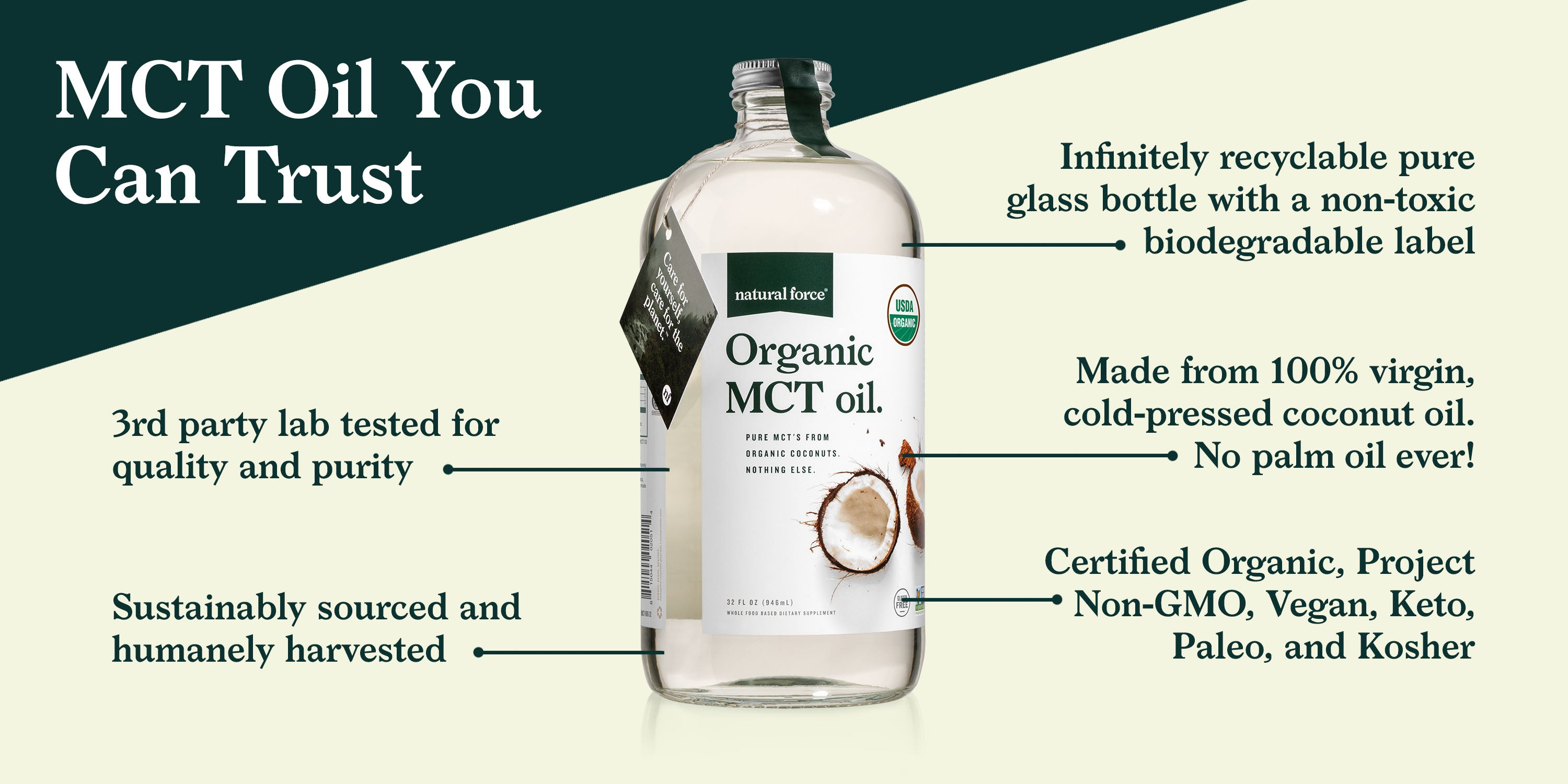 natural force organic mct oil features and benefits