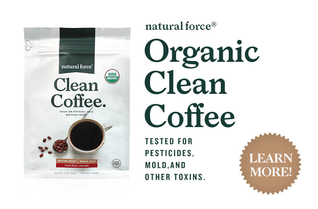 natural force clean coffee