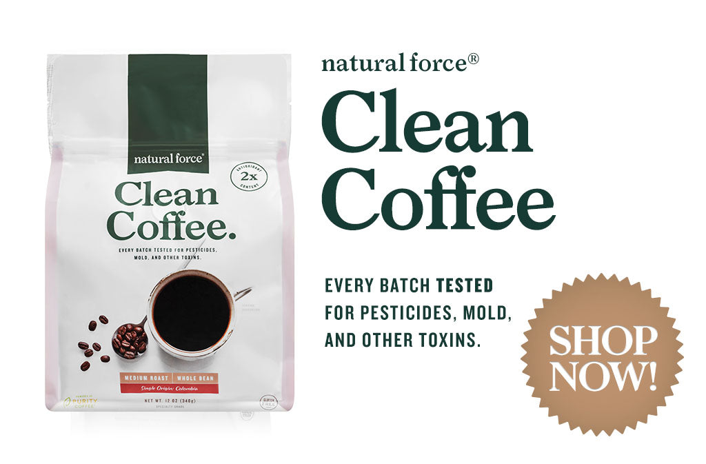 natural force clean coffee shop now