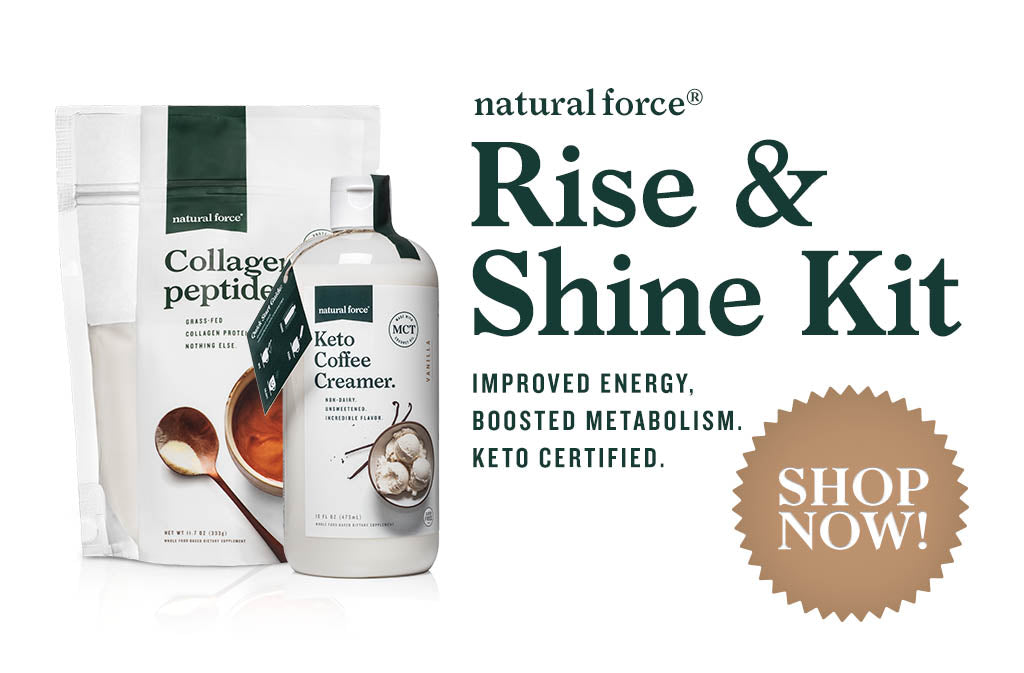 natural force rise and shine kit